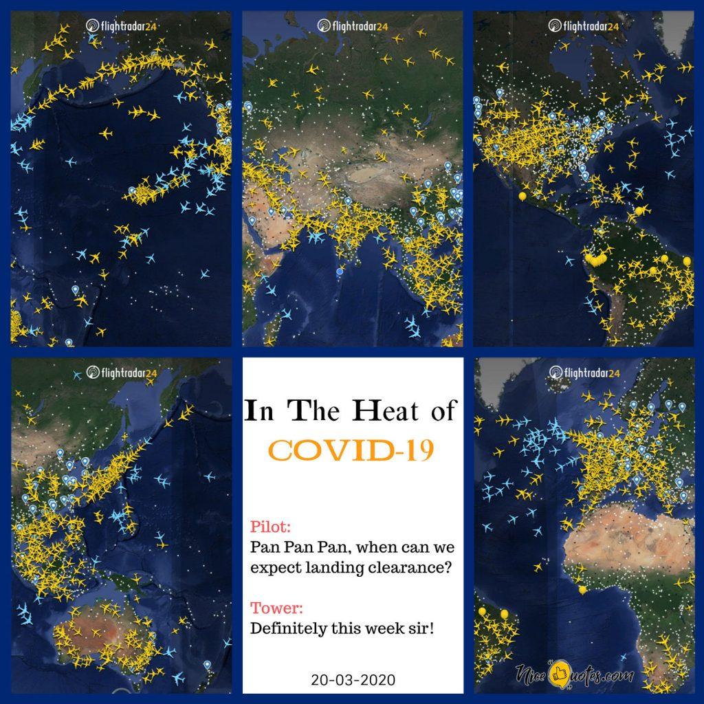 Travel and The Coronavirus