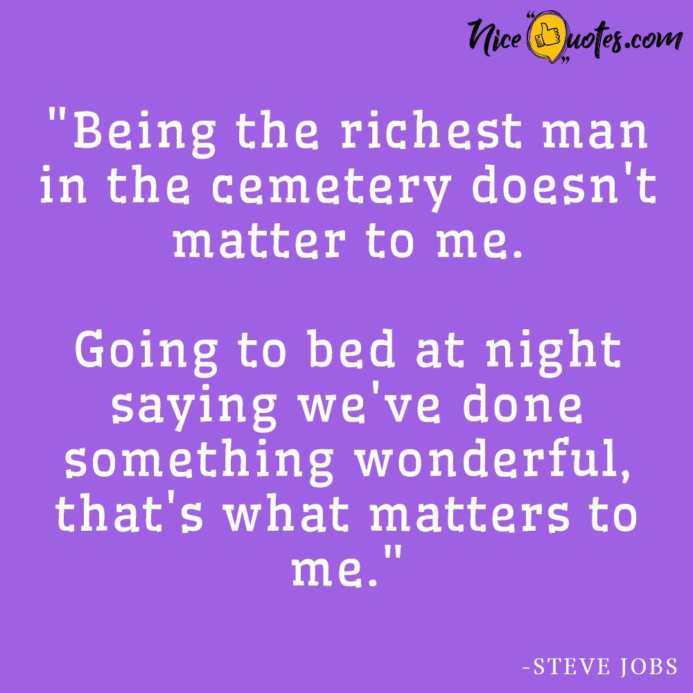 Steve Jobs motivation quotes