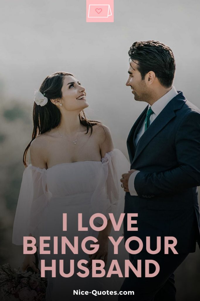 Being Your Husband