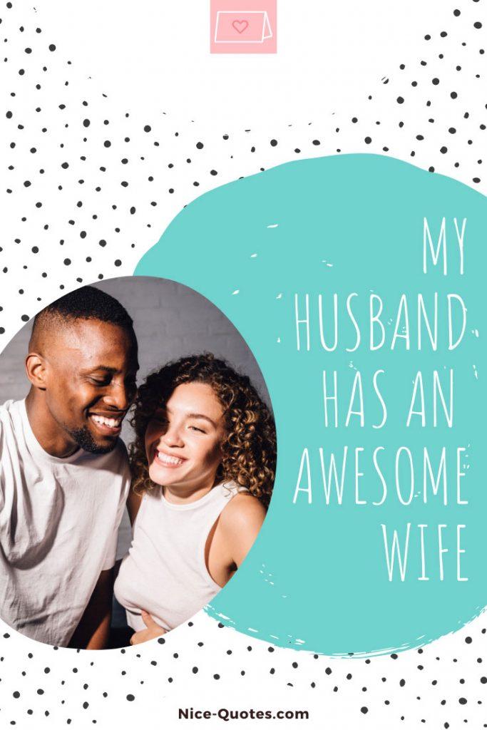 Awsome Wife