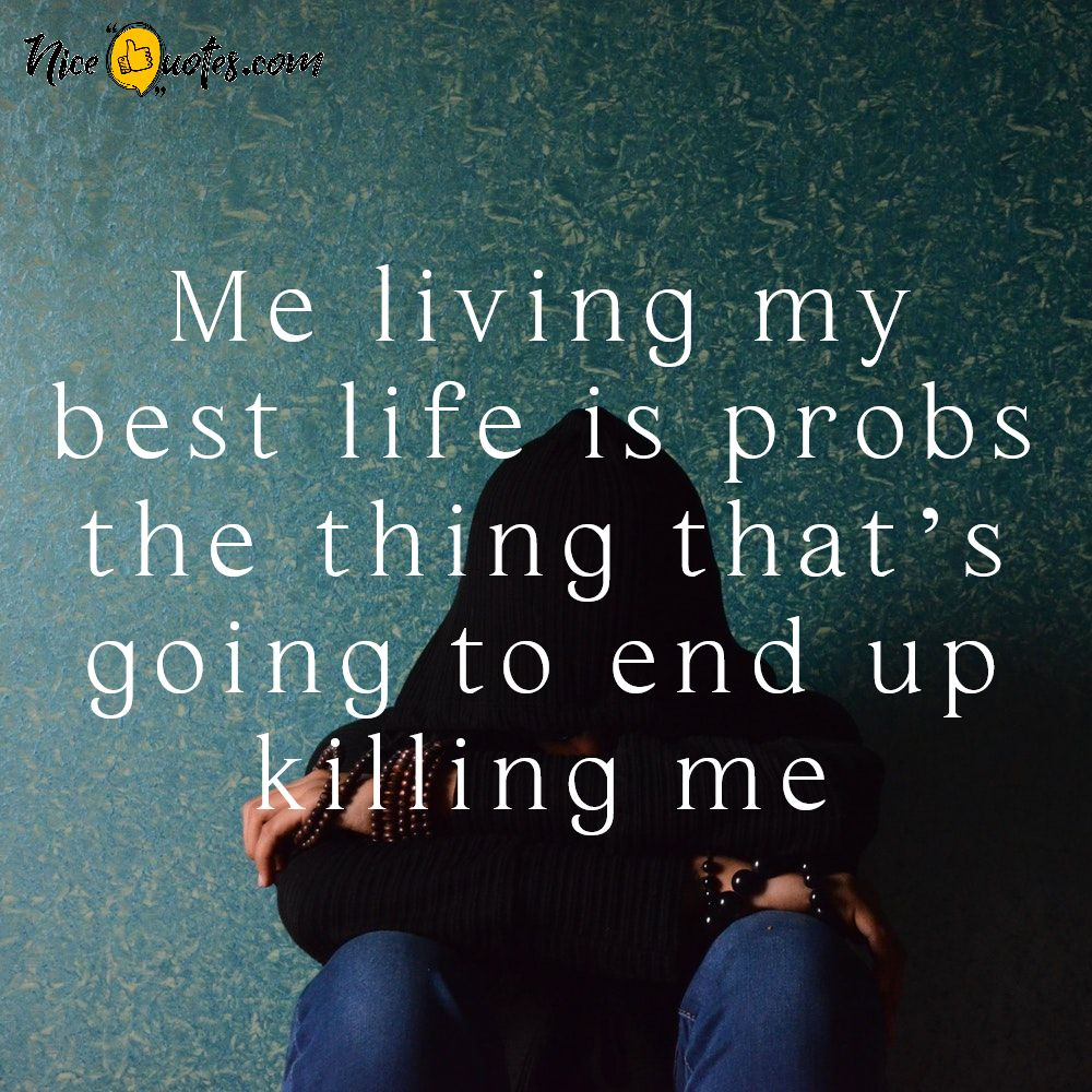 living my life quotes