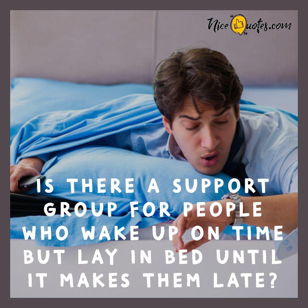 wake up funny humor